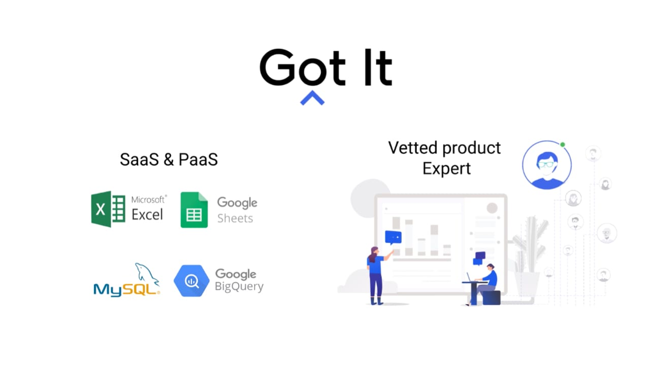 Got It Launches Querychat, the First On-Demand Expert Service Cloud for Analytics